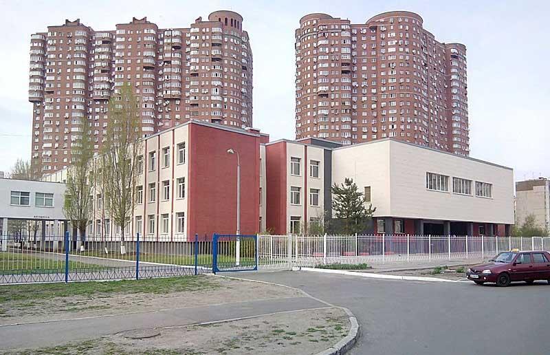 Детские дошкольные учреждения, школы г. Киева