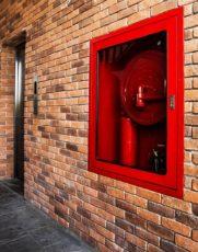 Противопожарная безопасность на предприятии в Украине