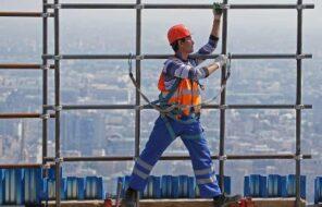 Роботи на висоті: навчання правилам охорони праці